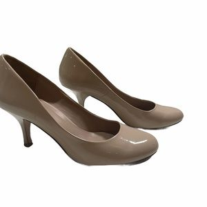 Nude Heels Call it Spring Size 7 US